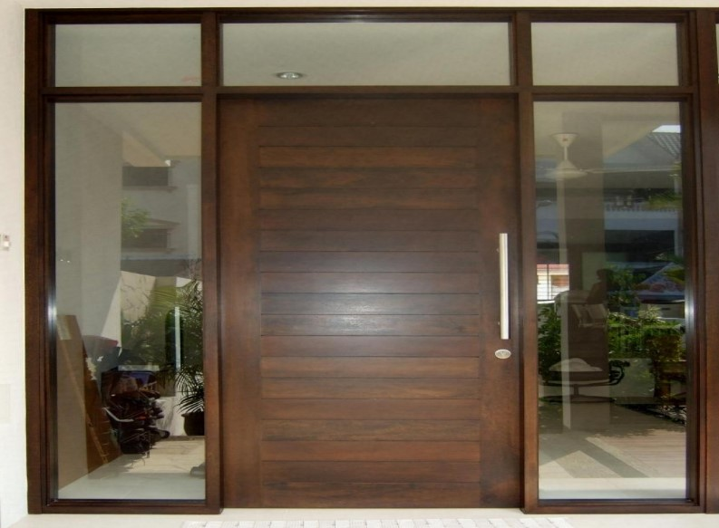 modern front double door designs