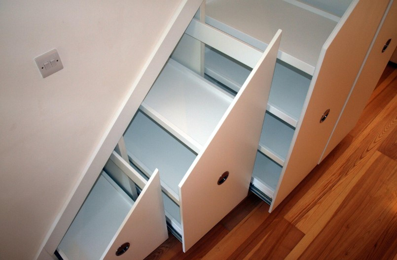 under stairs storage ideas