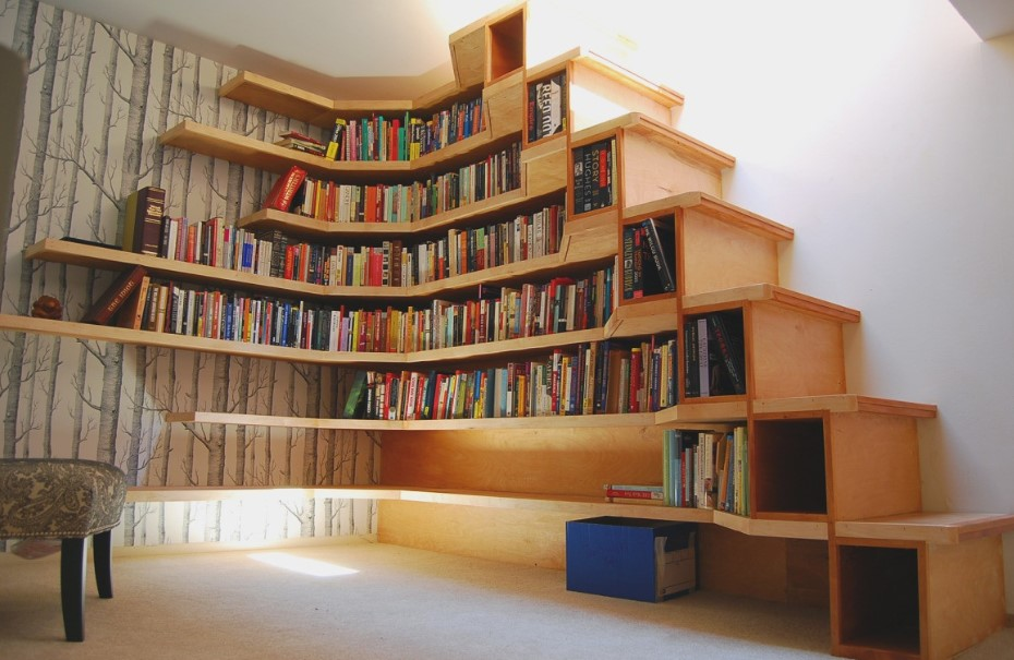 Bookshelf Decorating Ideas